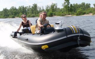 Порядок регистрации надувных лодок