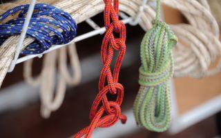 Как научиться правильно вязать морской узел?