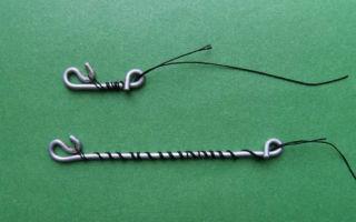 Безузловая застежка для плетенки, учимся вязать, изготавливаем своими руками