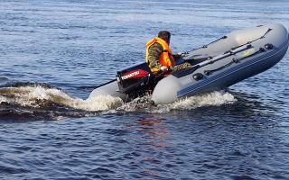 Рейтинг популярных лодок ПВХ