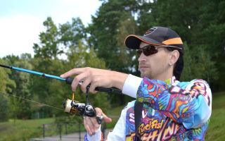 Интервью с Вячеславом Батыровым о спиннинговой ловле