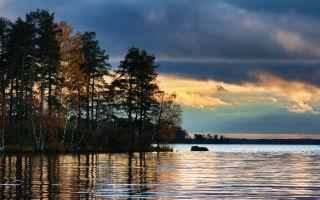 Рыбалка на Вуоксе в Ленинградской области