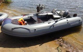 Обзор ПВХ лодок «Флагман»