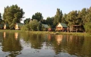 Популярные рыболовные базы Ахтуба