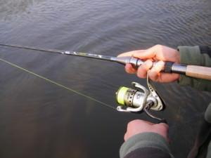 Спиннинговая ловля - это проводка искусственной приманки с целью имитации рыбки