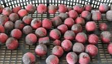 Розовые бойлы