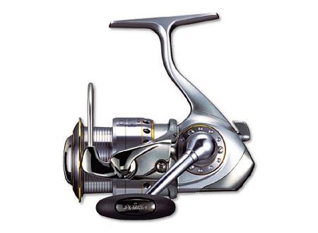 Daiwa Certate 4000, 10 шарикоподшипников, выдерживает 10 кг прямой нагрузки - идеальная катушка для карповой ловли