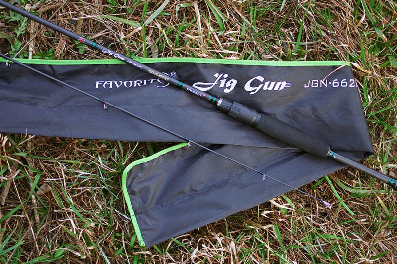Favorite Jig Gun JGN-662MH