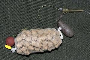 ПВА-пакет для ловли карпа