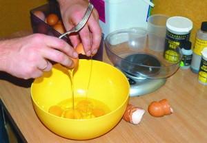 Яйца для бойлов