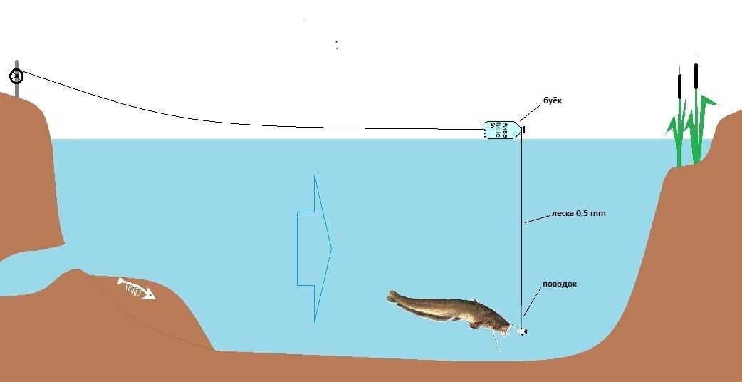 как правильно ловить рыбу на спиннинг на реке видео