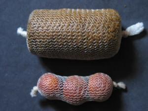 ПВА-пакет с бойлами и пеллетсом