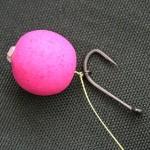 Розовый бойл