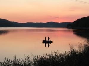Рыбалка в безклевье