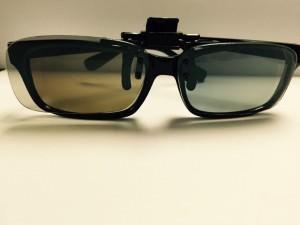 Пластиковые поляризационные очки