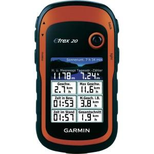 Навигатор Garmin E-Trex 20 для охоты и рыбалки