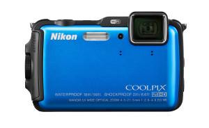 Подводная камера Nikon Coolpix AW120