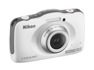 Подводная камера для рыбалки Nikon Coolpix S32