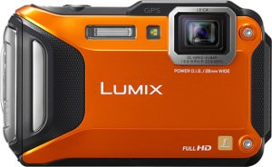 Подводная камера для рыбалки Panasonic Lumix DMC-FT5