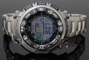 Барометр-часы CASIO PRG-250T-7D