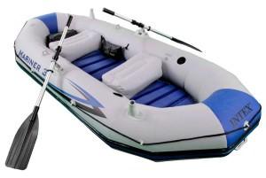 Лодка ПВХ Marlin EFO-240 ib