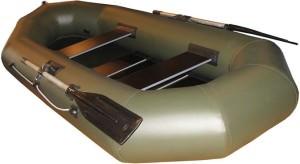 Лодка ПВХ с реечным настилом
