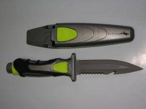 Нож для подводной охоты