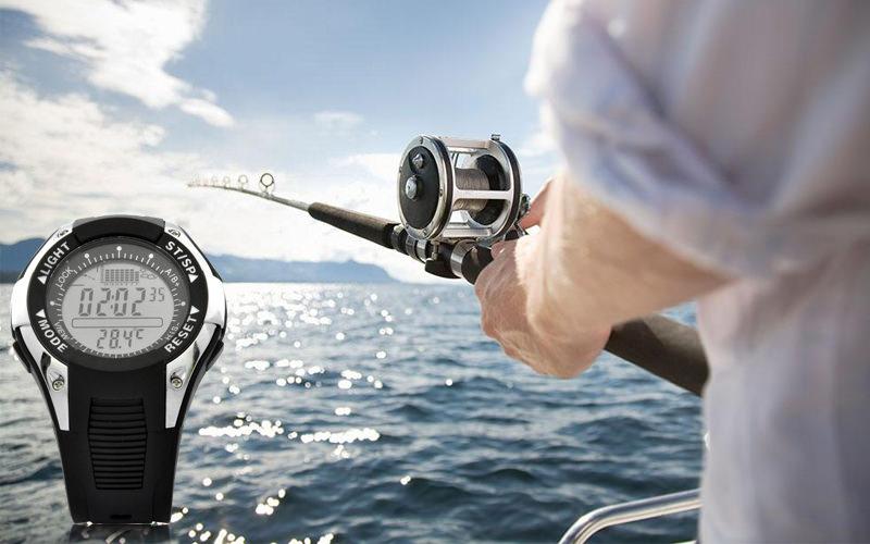 Рыбак и часы