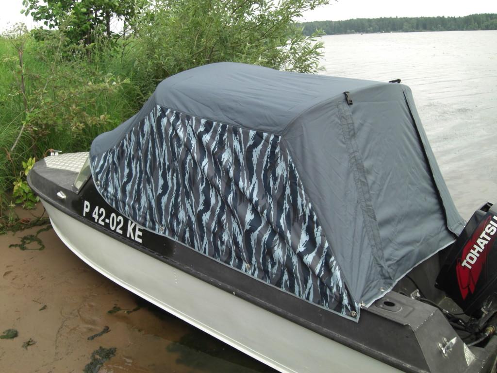 Тенты для лодок ПВХ