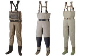 Вейдерсы костюма для рыбалки