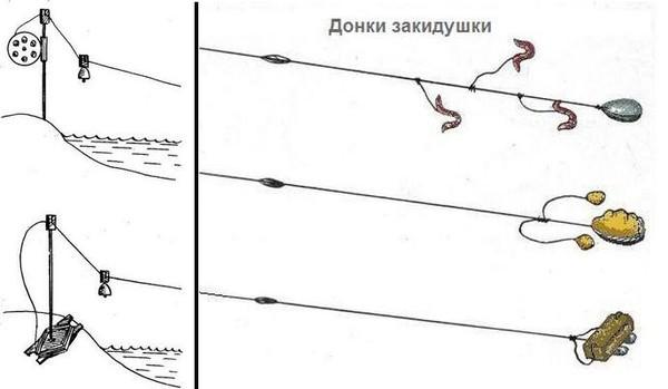 Донки-закидушки
