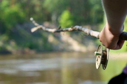Легкая оснастка для ловли маховой удочкой в различных условиях