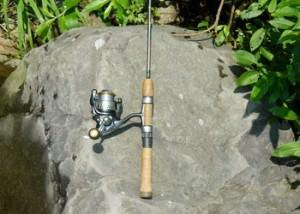 Ультралайт спиннинг - сверхлегкое удилище для ловли очень легкими приманками