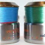 Безынерционные катушки с обратным конусом шпули (ABS) - плетенка больше не путается