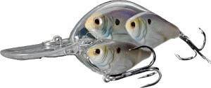 LIVETARGET Threadfin Shad Baitball Crankbait