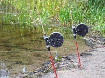 Способы оснастки донки - Самоделки для рыбалки своими руками