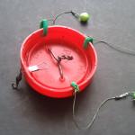 Ловля карася на соску-пробку с пенопластом + видео о том как сделать соску на карася