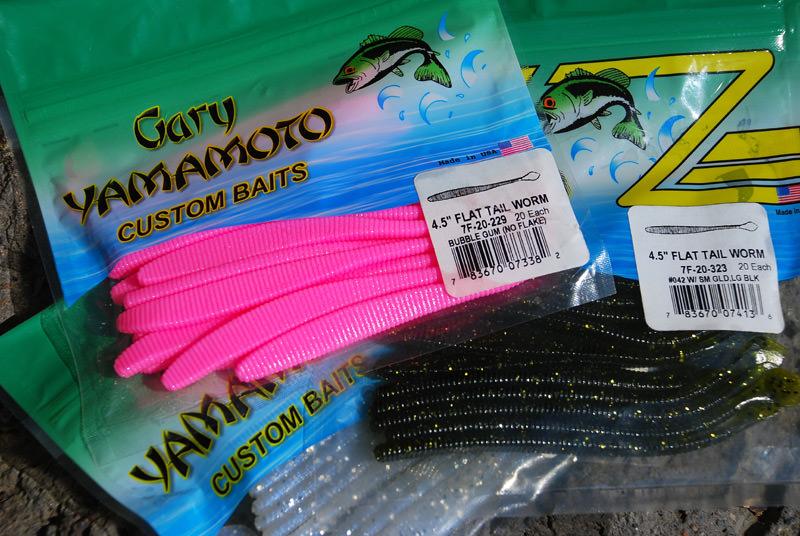 Съедобная резина Gary Ya-mamoto