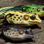 Искусственные приманки-лягушки