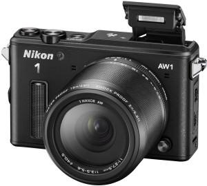 Подводная камера для рыбалки Nikon 1 AW1