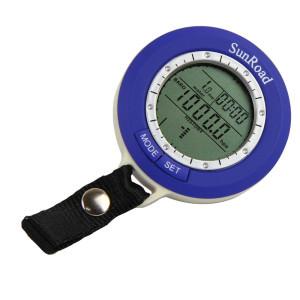 Электронный барометр для рыбалки