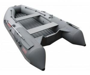 Лодка ПВХ с жестким настилом