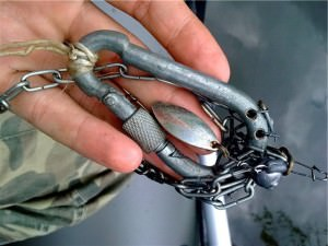 Рыболовные отцепы для воблеров и блесен