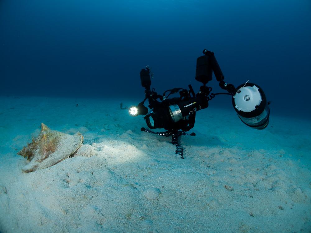 Подводная камера