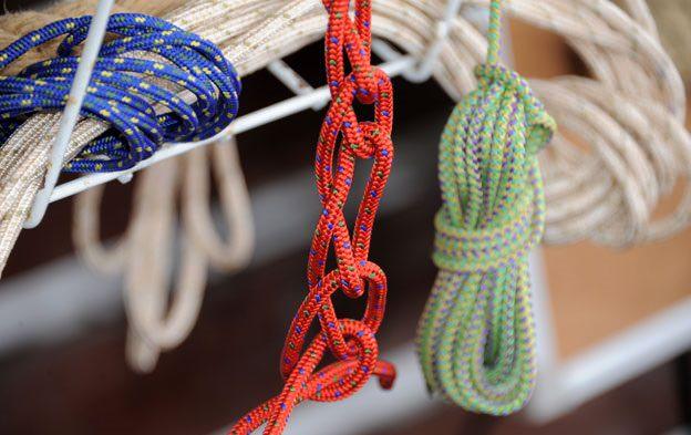 Веревочные узлы