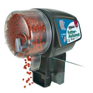 Электронная кормушка для рыбы