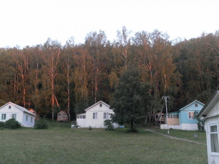 Турбаза Шилово