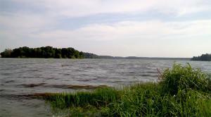 Озеро в Бисерово