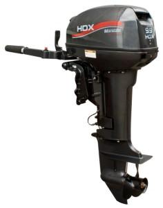 Мотор HDX titanium