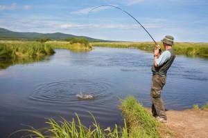 """Рыбалка в рыбном хозяйстве """"Раково"""""""